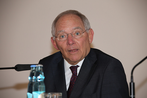 schäuble photo