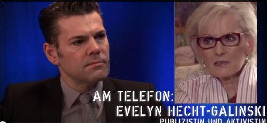 KenFM Evelyn Hecht-Galinski