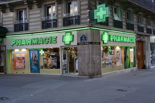 pharmacie photo