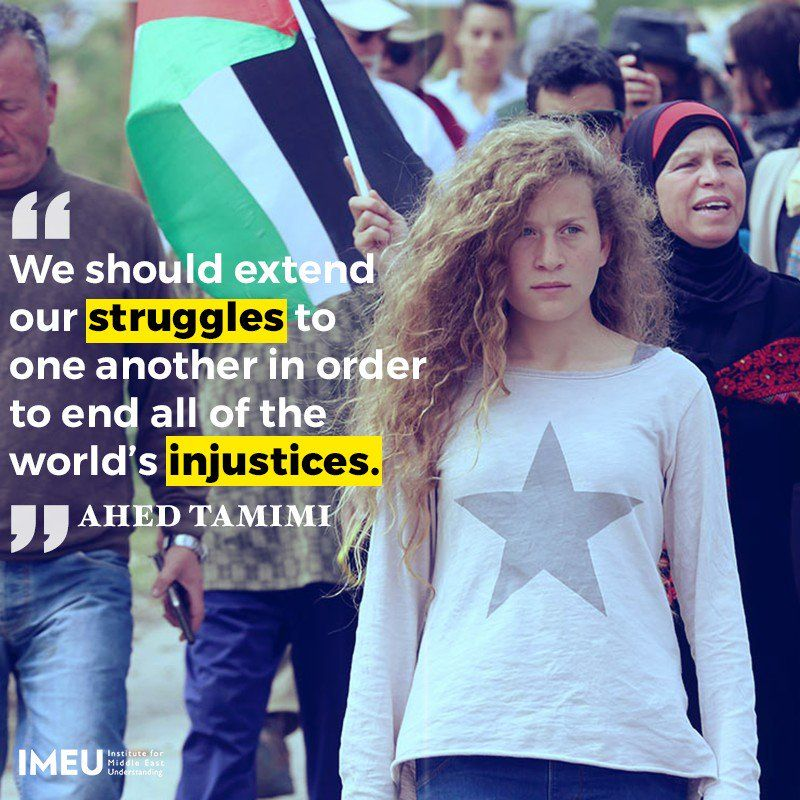 ahed tamimi – quote