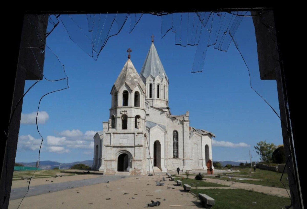 Reuters Karabach