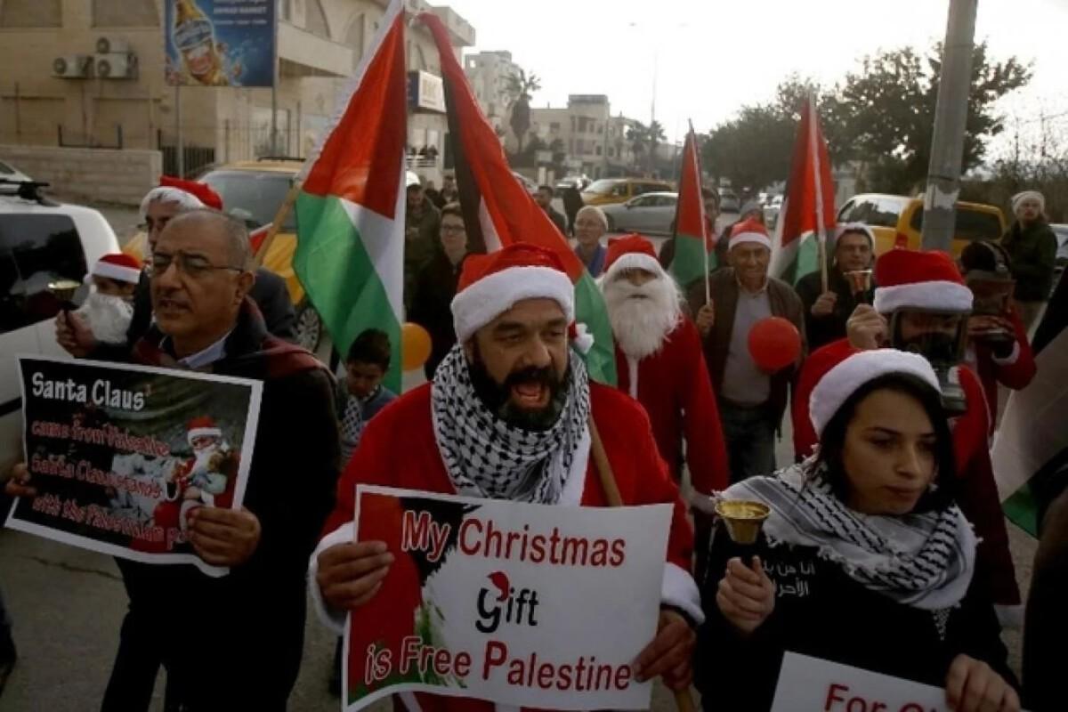 Palästina Christen