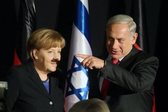 Bibi and merkel