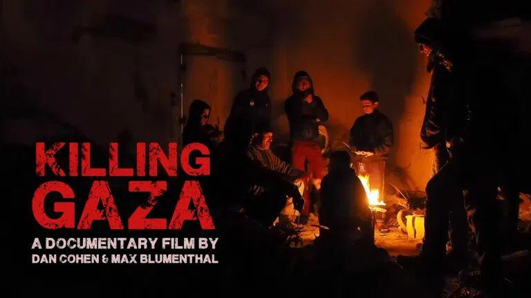 Killing-Gaza-documentary-Max-Blumenthal-Dan-Cohen