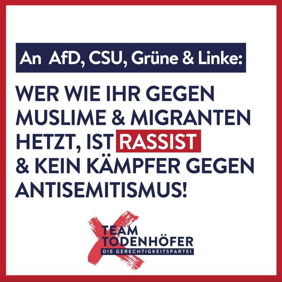Todenhöfer Antisemitismus