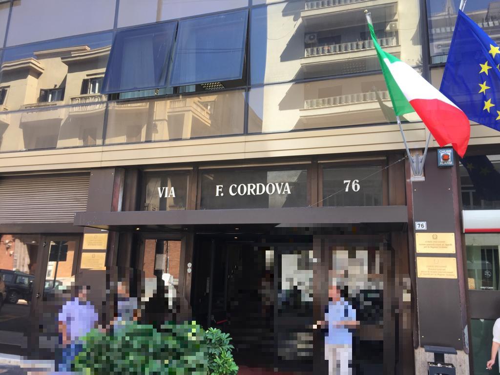 Preoccupazione per il prossimo trasferimento degli uffici del Consiglio di Giustizia Amministrativa per la Regione Siciliana