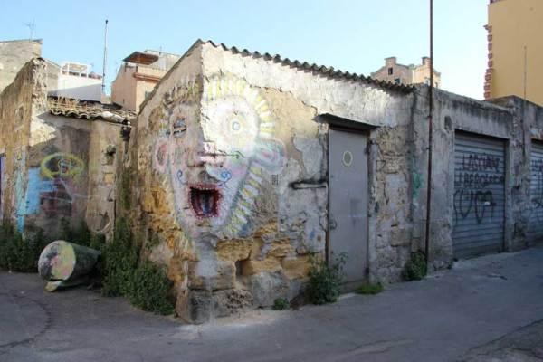 Borgo Vecchio par Gabriele Genova © photo Régine Cavallaro