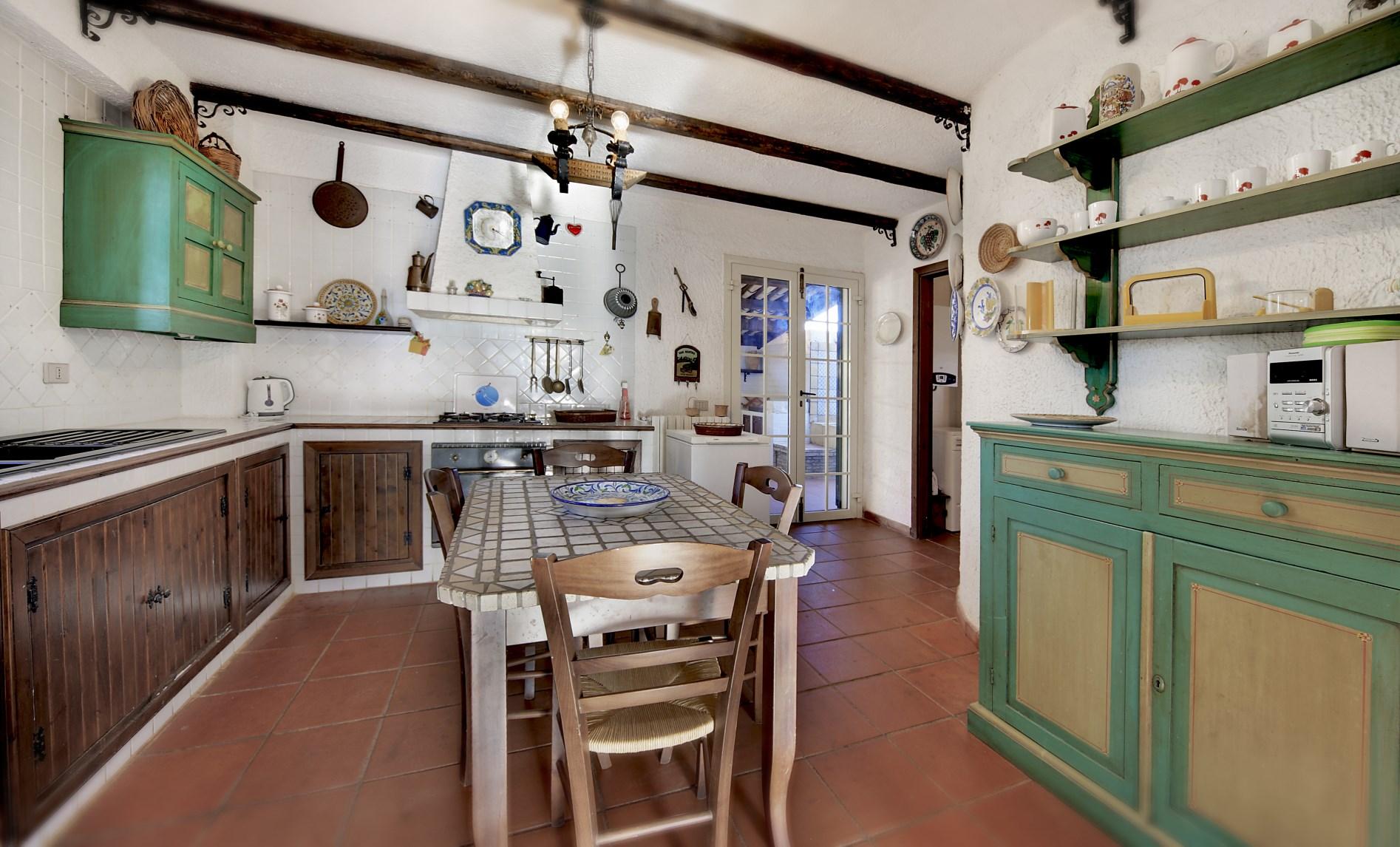 кухня Сальваторе вилла