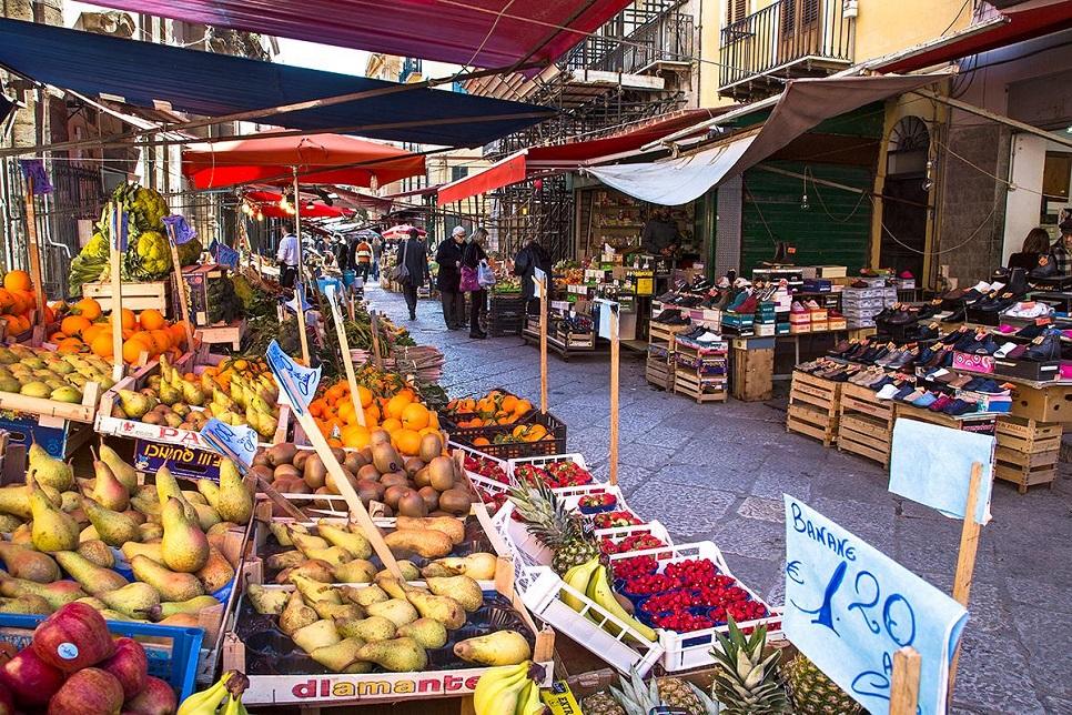 Рынки Сицилии