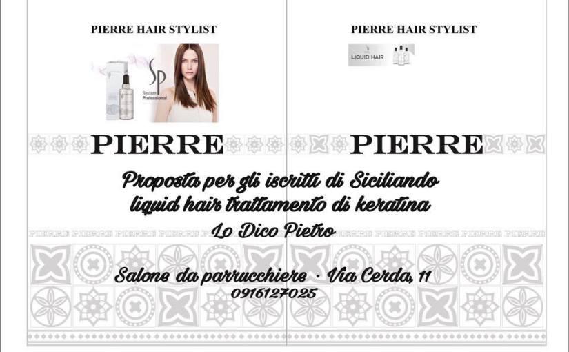 Pierre Hair Stylist