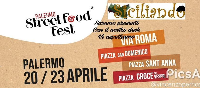 Siciliando al Palermo Street Food fest