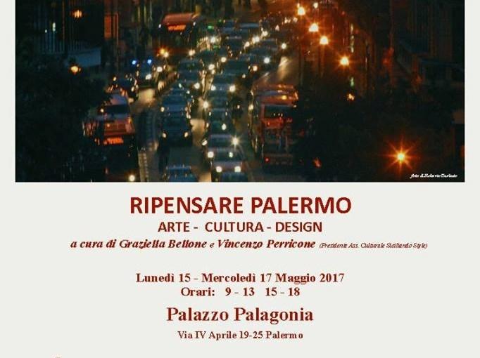 RIPENSARE PALERMO. Arte – Cultura – Design