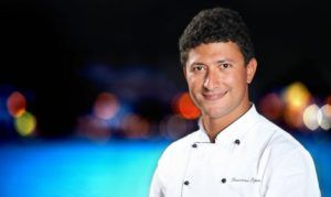 Lo chef Francesco Piparo