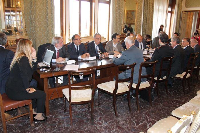Commissione Antimafia a Messina 27-10-2014 b