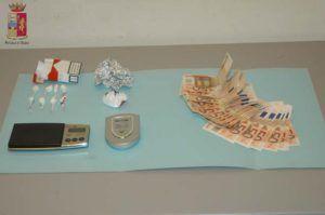 Droga, euro, bilancino
