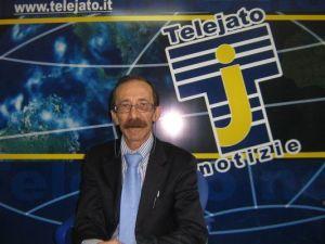Il direttore di Tele Jato Pino Maniaci
