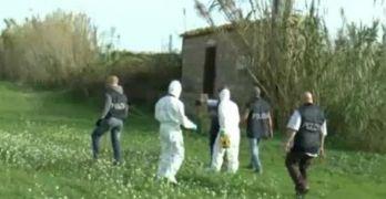 Sopralluoghi a Scoglitti nel luogo del ritrovamento del corpo del piccolo Loris
