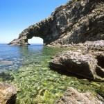 L'Arco dell'elefante a Pantelleria