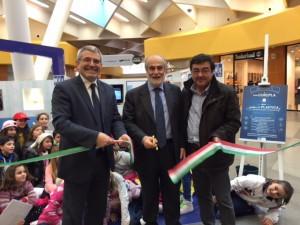 Inaugurazione casa Corepla a Palermo