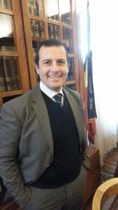 Il presidente dell'Ordine degli Avvocati di Messina Vincenzo Ciraolo