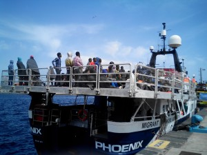 Sbarco migranti Messina 16-5-2015 d