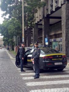 Guardia di Finanza Catania_corso sicilia