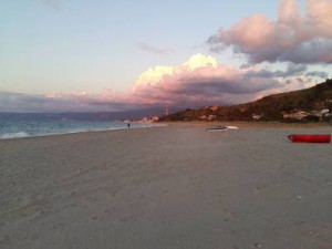 Spiaggia meteo