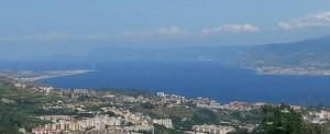 Messina, veduta