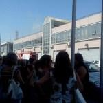 Incendio scuola Trimarchi (Messina) 3-9-2015
