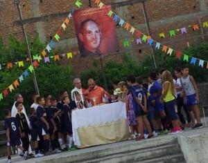 Padre Puglisi Barcellona 15-9-2015