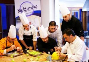 Scuola cucina Mediterraneo