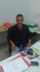Tommaso Pino, assessore del Comune di Barcellona