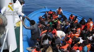 15 giugno migranti Rio Segura Guardia Civil Spagna (3)