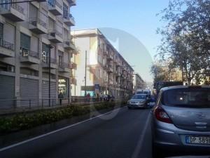 Incidente via Vittorio Emanuele II 27-20-2015