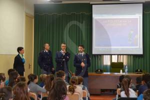 Polizia Ragusa  scuola