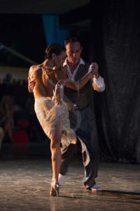 Tango Joe Corbata e Lucila Cionci