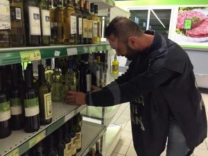 Guardia di Finanza Caltanissetta - supermercato Gela (1)