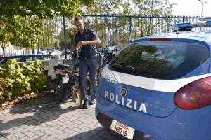 Ragusa Questura Polizia cane