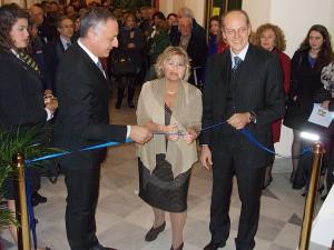 Inaugurazione mostra Hess