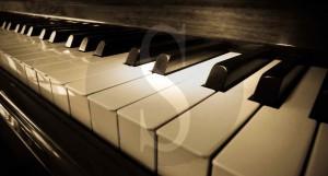 Pianoforte, dettaglio tastiera