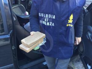 Catania_Drogga_Cocaina_Guardia di Finanza (1)