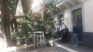 Albero caduto via Tommaso Cannizzaro 28-2-2016 f