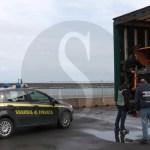Guardia di Finanza, porto di Catania