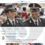 #Sicilia. Dopo You Tube la Guardia di Finanza approda anche su Twitter