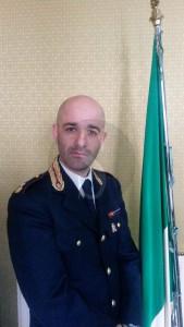 Il Commissario Capo Simone Scalzo