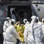 Salvataggio marinaio tunisino, 26-4-2016 , Sicilians