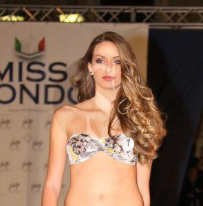 Finalissima Miss Mondo Sicilia 2016 Valeria Cordaro