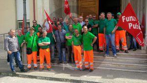 I lavoratori di Barcellona Pozzo di Gotto