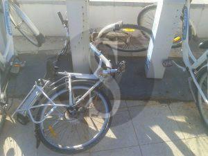 Bike sharing a Barcellona Pozzo di Gotto