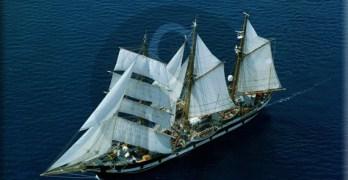 La nave Palinuro